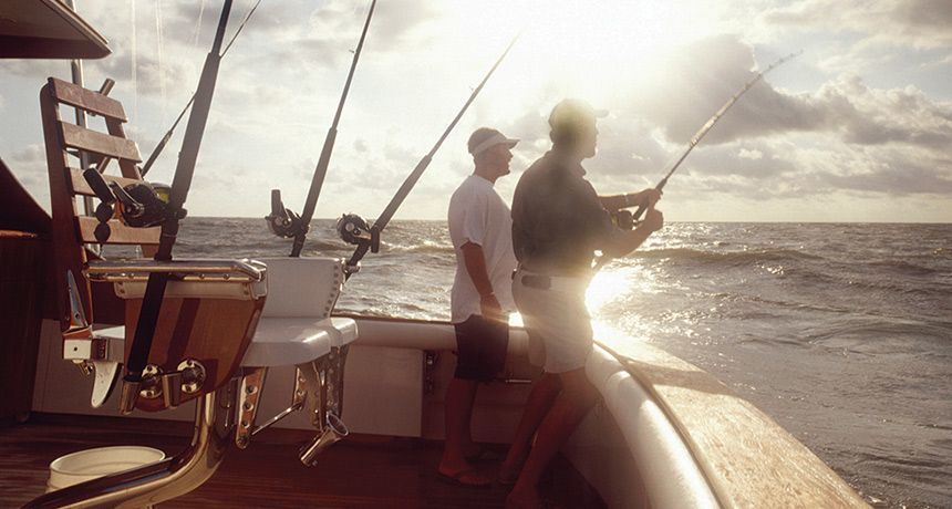 The Westin Nanea Ocean Villas, Ka'anapali - Sport Fishing