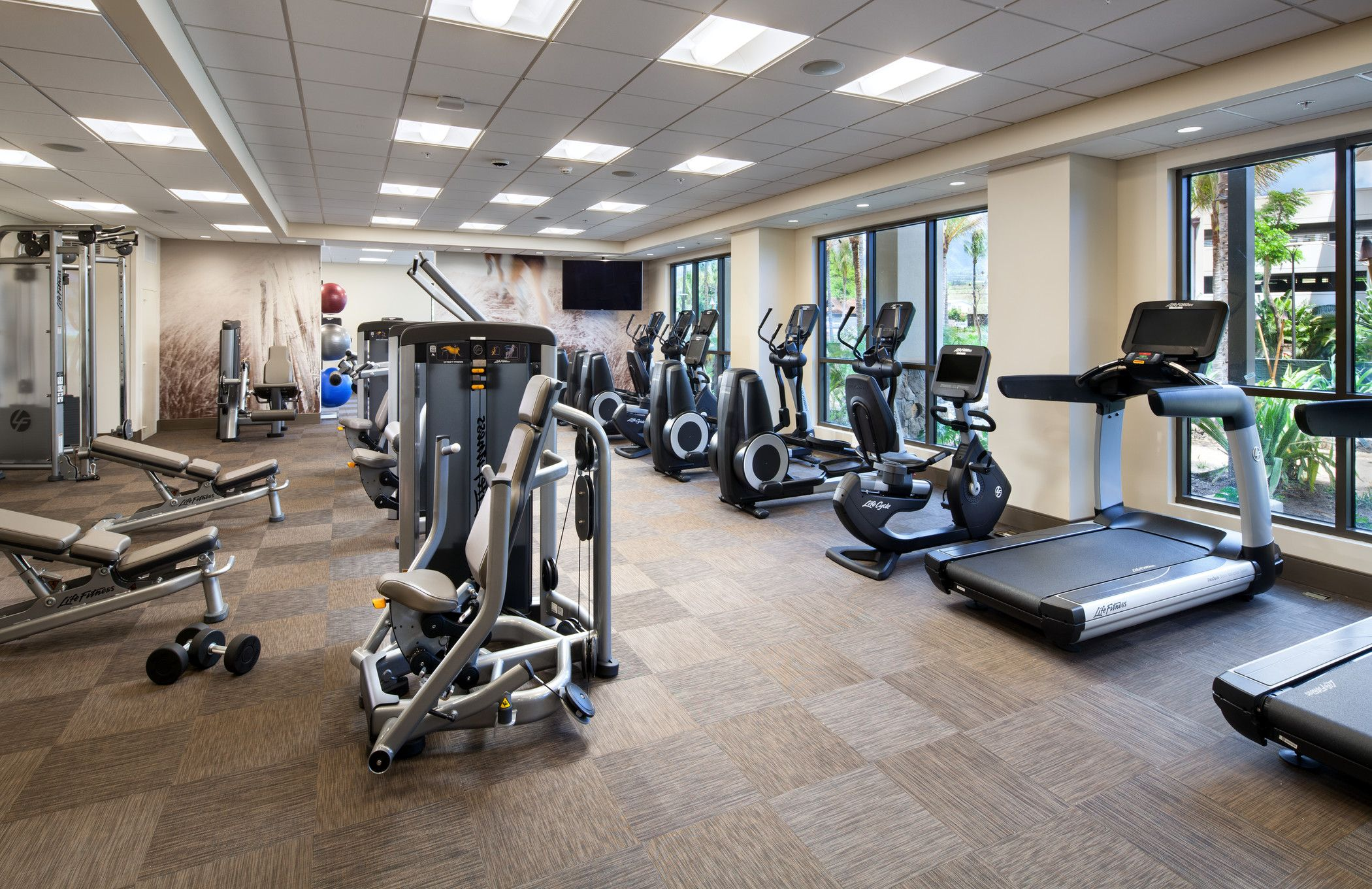 The Westin Nanea Ocean Villas, Ka'anapali - Westin WORKOUT Fitness Studio