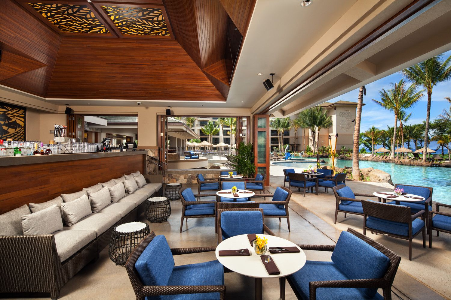 The Westin Nanea Ocean Villas, Ka'anapali - Inu Pool Bar